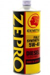 IDEMITSU Zepro Diesel 5W-40 CF Fully Synthetic