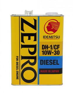 IDEMITSU Zepro Diesel 10W-30 DH-1/CF