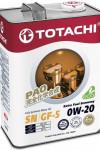 TOTACHI Extra Fuel Economy 0W-20 4L