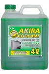 Антифриз AKIRA COOLANT -40°C (зеленый) 4L