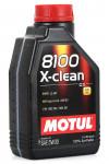 MOTUL 8100 X-clean 5W-30 1L