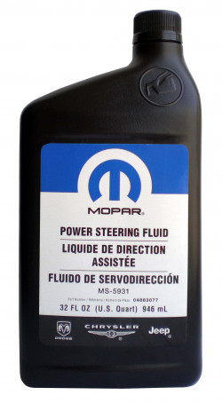 CHRYSLER Power Steering Fluid 0.946ML