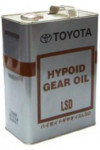 TOYOTA Hypoid Gear Oil LSD 85W-90 4L