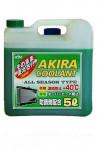Антифриз AKIRA COOLANT -40°C (зеленый) 5L