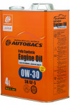 AUTOBACS Fully Synthetic 0W-30 SN/GF-5 4L