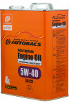 AUTOBACS Fully Synthetic 5W-40 SN/CF 4L