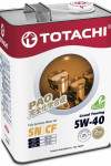 TOTACHI Grand Touring Fully Synthetic SN 5W-40 4L
