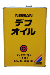 NISSAN DIFF OIL HYPOID SUPER LSD GL-5 80W90 4L