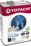 TOTACHI Premium Diesel 5W-40 4L